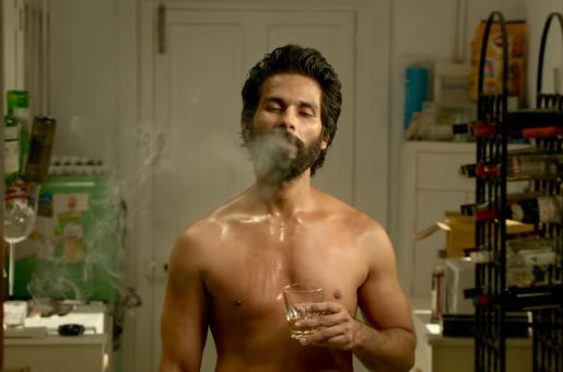 Shahid Kapoor's Transformation For Kabir Singh Is Fitness Goals