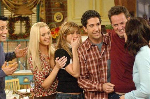 Friends Sitcom Impact: Youngsters Will Quit Netflix if the Sitcom is Removed, Says Study