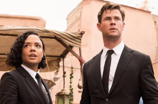 Box Office Collection Men in Black: Chris Hemsworth Film Rakes in $28.5m over the Weekend