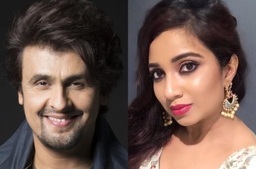 Sonu Nigam, Shreya Ghoshal Reunite for New Song