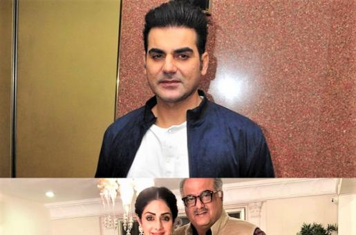Arbaaz Khan to Star in Sridevi Bungalow