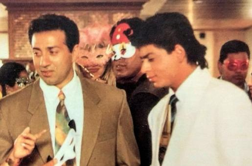 Shah Rukh Khan and Sunny Deol Didn't Speak For 16 YEARS! Here's Why