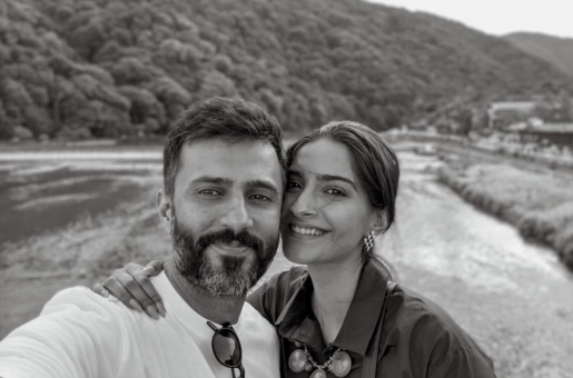 Sonam Kapoor, Anand Ahuja Are Giving Us Fitness Goals On Vacay
