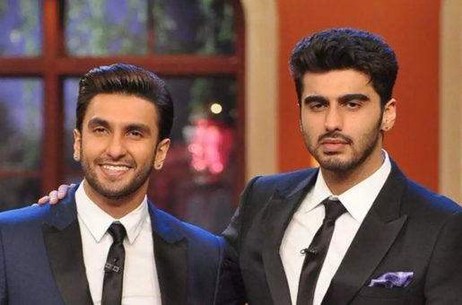 Ranveer Singh's Post and Arjun Kapoor's Comment! What a Lovely Bro-Story!