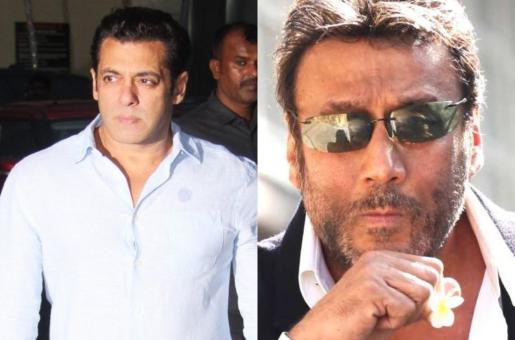 Salman Khan is Still Like a Child to Jackie Shroff