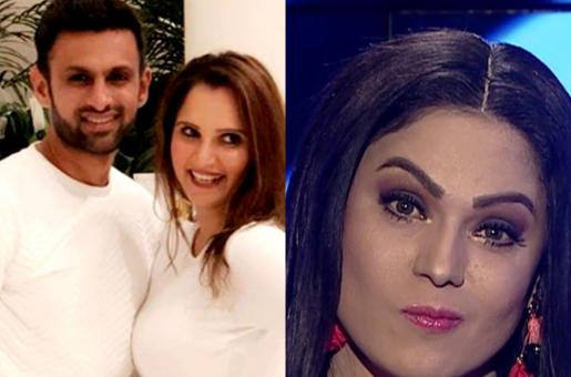 Sania Mirza Schools Veena Malik Over Bad Parenting Tweet, Shoaib Malik Also Responds