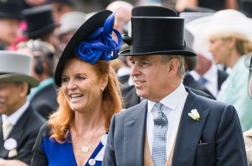 Sarah Ferguson and Prince Andrew Are Divorced But Live Together
