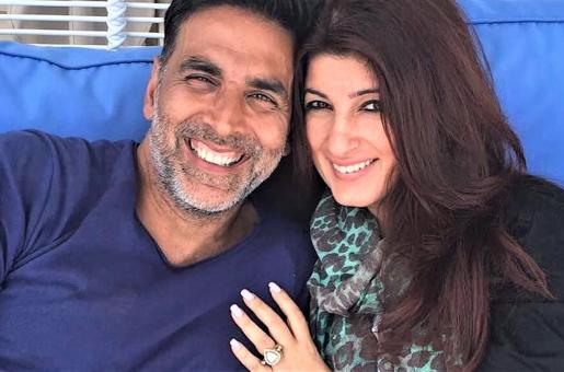 Twinkle Khanna's Picture with Akshay Kumar Just Made Our Day Brighter!