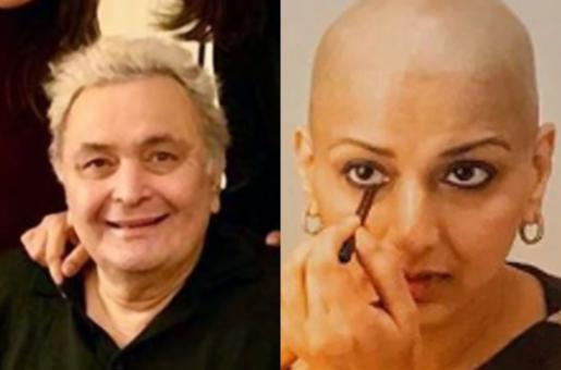 Rishi Kapoor to Sonali Bendre: Bollywood Stars Who Bounced Back after Fighting Fatal Illnesses