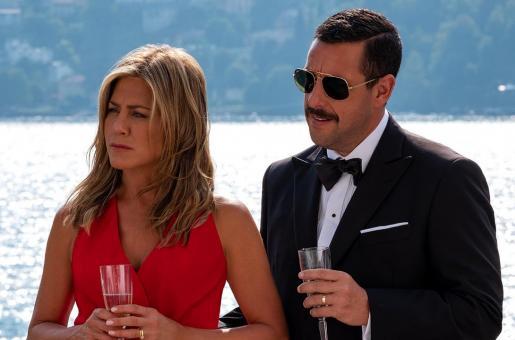 Jennifer Aniston, Adam Sandler Starrer Murder Mystery Breaks Netflix Record