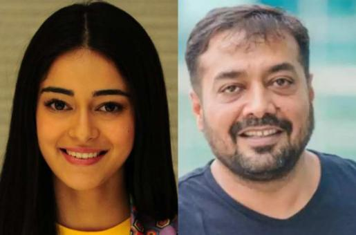 Ananya Panday and Anurag Kashyap's new project REVEALED!