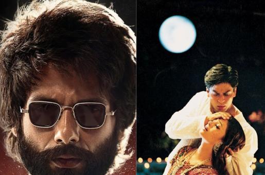 Shahid Kapoor Weighs In On Kabir Singh Getting Compared to Devdas