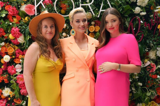 Katy Perry Supported Fiancé Orlando Bloom's Ex-Wife Miranda Kerr's Latest Venture