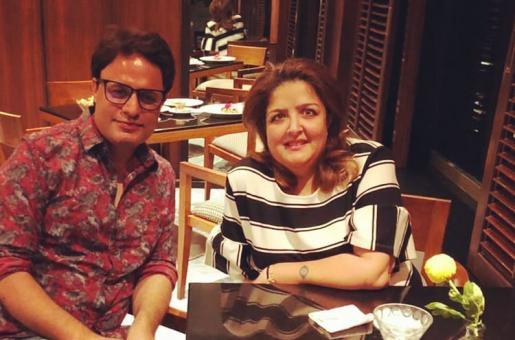 Sunaina Roshan Ruhail Amin Relationship - Journalist Says Everyone Can See the Irony, Speaks Against Roshans