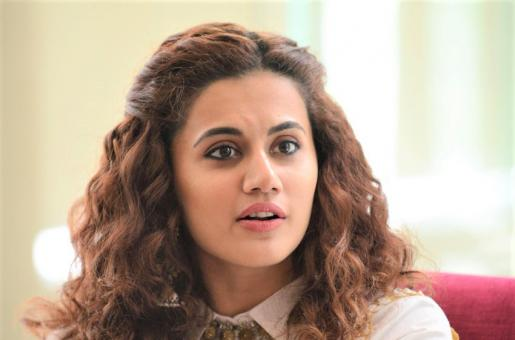 Taapsee Pannu Shares How She Experienced Borderline Depression While Shooting For Game Over
