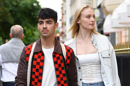 Sophie Turner and Joe Jonas' Wedding Date!