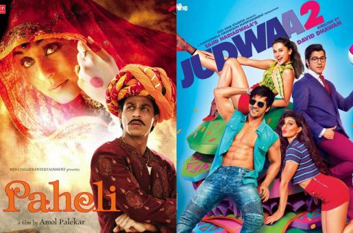 These Bollywood Classics Were Originally South Indian Films!