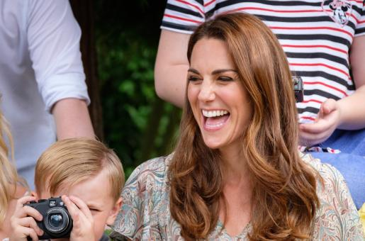 Kate Middleton is Now the Patron of The Royal Photography Society