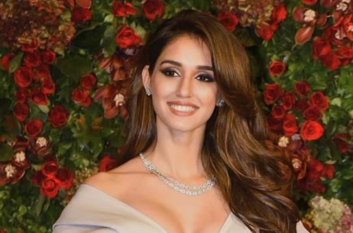 Disha Patani Is All Smiles After Intense Dance Rehearsal