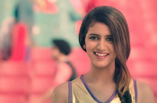 Priya Prakash Varrier, the Wink Girl, Shares Clip of Her First song