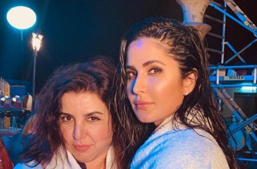 Katrina Kaif and Farah Khan's Drool-Worthy Pic from Sooryavanshi Set is Too Hot to Miss