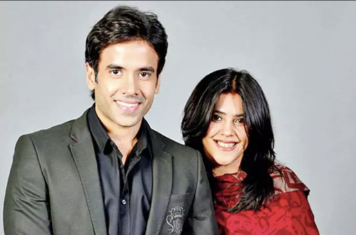 Ekta Kapoor Reveals she once called the Police after fight with brother Tusshar Kapoor