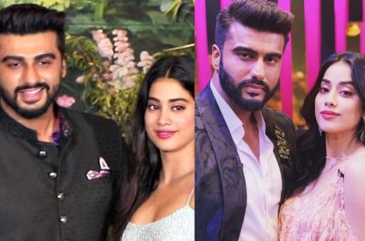 Janhvi Kapoor Shares Adorable Birthday Post for Bhaiya Arjun Kapoor