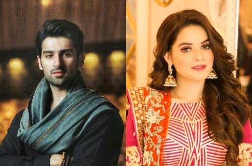 Muneeb Butt Says He Can't Work with Minal Khan