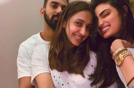 Are Athiya Shetty and Cricketer KL Rahul Dating? Rumors Say So!