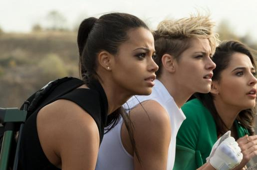 Kristen Stewart, Naomi Scott and Ella Balinksa Team Up for Charlie's Angels and the Trailer Endorses a Girl-Power Driven Ride