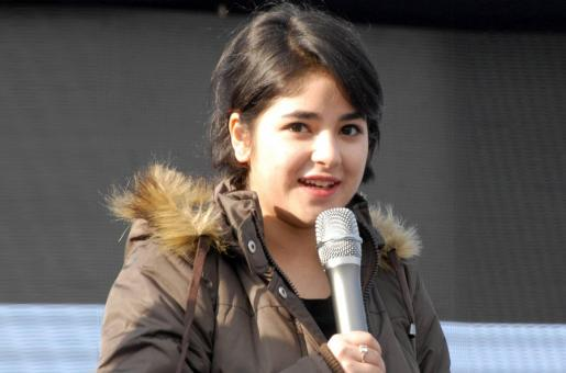 Zaira Wasim Missing All The Glory for 'The Sky is Pink'
