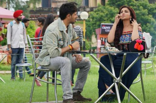 Siddharth Malhotra and Parineeti Chopra's Jabariya Jodi's Trailer is Out and it is HILARIOUS