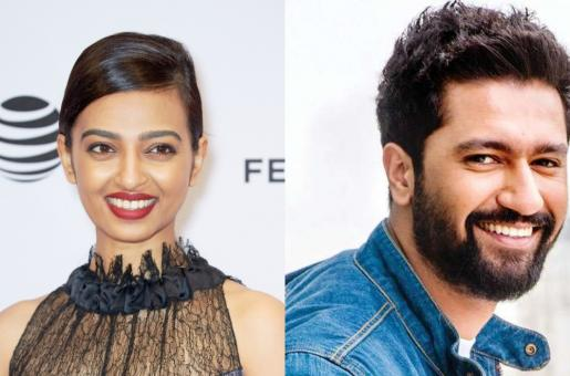 Radhika Apte urges Vicky Kaushal to Make His Relationship Public