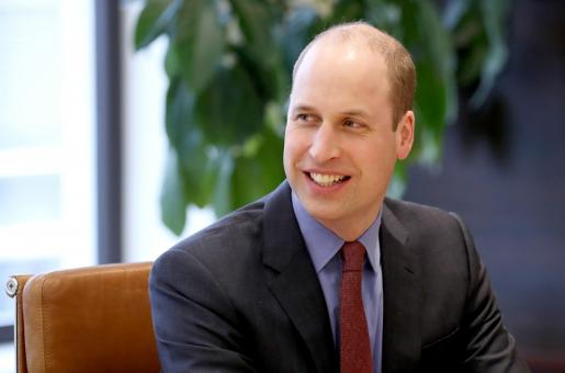 Prince William Awards Housekeeper the Silver Medal of the Royal Victorian Order