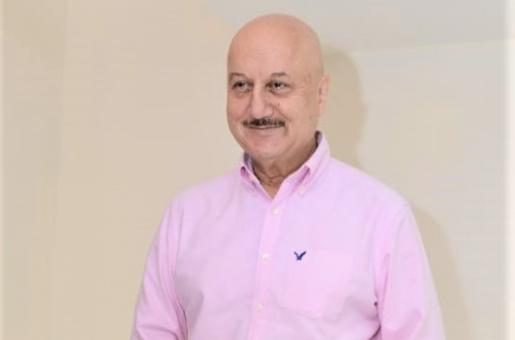 Anupam Kher's Latest Workout Video Will Entertain You for Days!