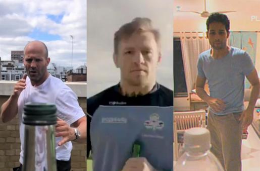 Bottle Cap Challenge: Jason Statham, Conor McGregor, Siddhant Chaturvedi Do Latest Viral Trend