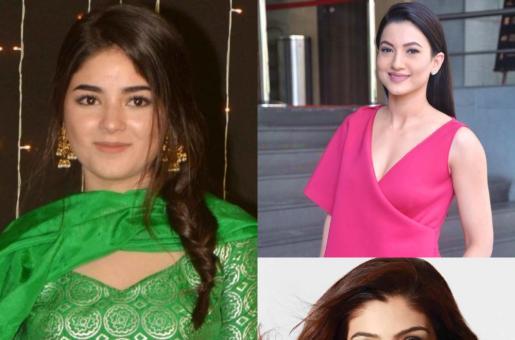 Zaira Wasim Quits Bollywood, Gauhar Khan is Shocked at Raveena Tandon's Tweets About Zaira Wasim
