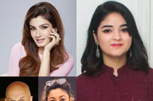 Zaira Wasim Quits Bollywood: Media Reacts, Raveena Tandon, Anupam Kher and Tanushree Dutta Respond