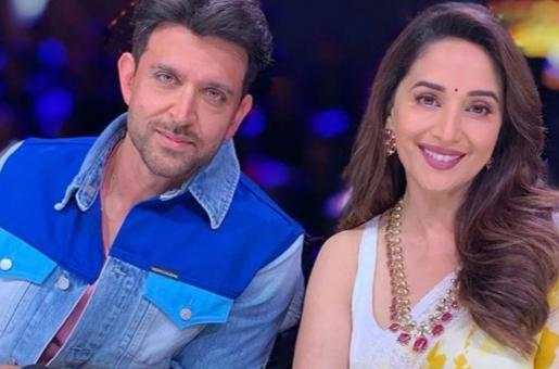 Hrithik Roshan's Fan Boy Moment: He Aspires to be THIS Actress's Hero