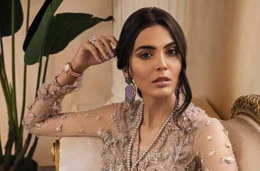 Lux Style Awards 2019: Model Mushk Kaleem Wins in the Category of Best Emerging Talent