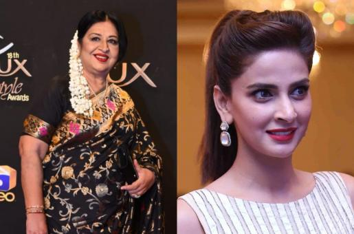 Shabnam at Lux Style Awards 2019: Saba Qamar Almost Cried After Meeting Her