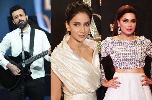 Lux Style Awards 2019: Atif Aslam, Saba Qamar, Meera Pay Tribute to Veteran Actress Shabnam