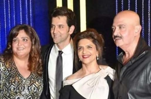Hrithik Roshan Opens Up about Sunaina Roshan's Relationship with a Muslim Man: Religion is Not Even a Thing in My Family