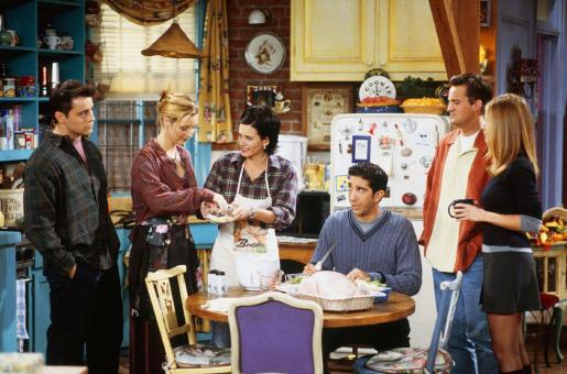 Friends Will Officially be Leaving Netflix in 2020 and the Internet is Crying