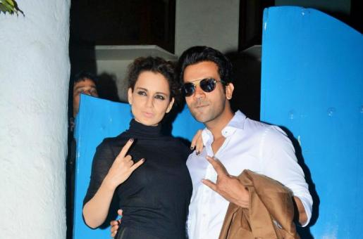 Rajkummar Rao Explains Why Kangana Ranaut is Bollywood's 'Queen of Controversy'
