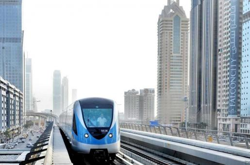Dubai Metro Has Made a Change in the Women and Children's Cabin: Did You Notice it?