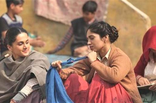Taapsee Pannu and Bhumi Pednekar's Film Saand Ki Aankh: First Teaser Released