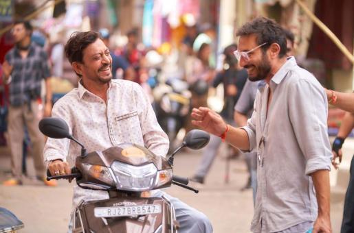 Angrezi Medium Director Pens Emotional Note for 'Incredible' Irrfan Khan