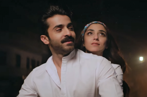 Parey Hut Love's New Song Behka Na Shows Off Sheheryar Munawar and Maya Ali's Chemistry