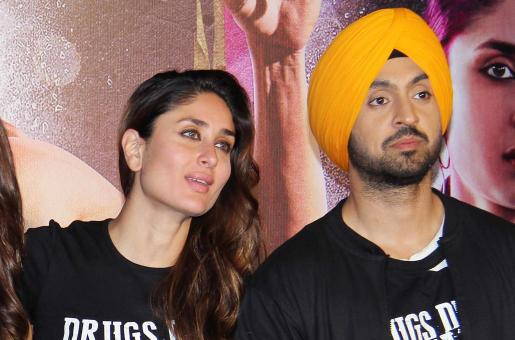 Diljit Dosanjh Still Gets Nervous When He's Talking to Kareena Kapoor Khan!